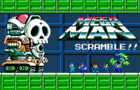 Mega Man Scramble: Sprite animation