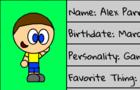 Character Showcase: Alex Parr