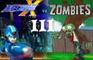 """Megaman X vs Zombies III (re-uploaded 8/10/15 """"beta ver."""")"""