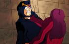 (JoJo Part 5 spolier)Diavolo meets fortune teller