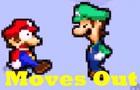 Luigi Moves Out