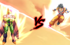 DBZ: Ultimate Gohan Vs Perfect Cell