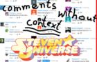 Steven Universe | Comments Without Context