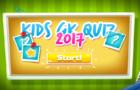 Kids GK Quiz 2017: General Knowledge quiz for kids