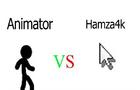 Animator vs Hamza4k