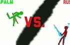 Napalm vs Rush •hamza4k•