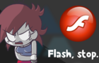 Flash, please.
