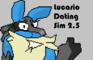 Lucario Dating Sim 2.5: You Can (Not) Advance