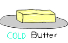 Cold Butter