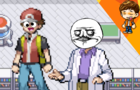 When Noobs Play Pokémon (Sprite Animation)