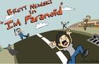 I'M PARANOID: Brett Newski Music video