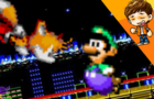 Luigi vs Tails (Sprite Animation)