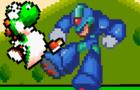 Megaman X vs. Yoshi WIP