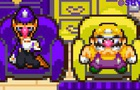 Wario tries to be a Hero!