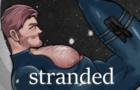 Erotic Visual Novel: Stranded(Gay, M/M, bara)