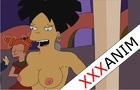 """Hip Joint Club"" party - Futurama porn parody"