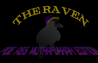 MS Paint's The Raven (Poe Ass Muthafukkah Edition)