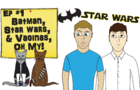 Coworkers #1 - Batman, Star Wars, and Vaginas, Oh My!