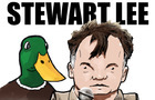 Stewart Lee fan cartoon