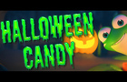 Frog Bits - Halloween Candy