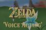 Zelda BoTW - Voice Acting