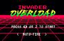 Invader Overload