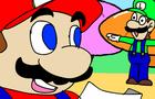 Hotel Mario intro Reanimated