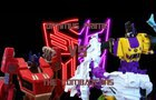 Optimus Prime VS The Combaticons