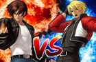 Kyo Kusanagi Vs Rock Howard