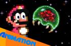 Mario and Metroid (Super Mario Odyssey Collab Entry)