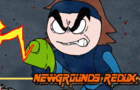 Newgrounds Redux: Metal Gear Awesome 3