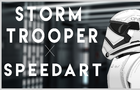 FIRST ORDER STORM TROOPER (SPEEDART) | Adobe Illustrator CC Time lapse