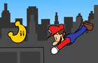 Mario Tries to Get a Moon