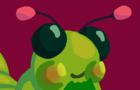 Tillie The Caterpillar Speed Paint