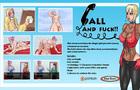 Call and fuck! Visual Novel/Futa