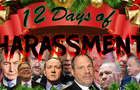 """12 Days of Sexual Allegations"" (Christmas Parody)"
