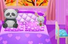 Pretty Princess Bedroom Design