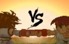 Cross Battle: Ryu vs Kang
