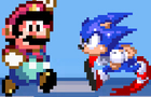 Mario v Sonic: Dawn of CLASH Bros