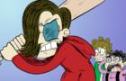 Anime Club - Part 2 (Gunshow Comic Animation)