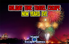 Holiday Time Travel Escape New Years Eve