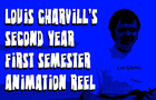 Louis Charvill's second year, first semester animations