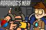 Roadhog's Nerf
