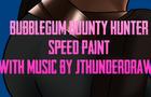 BubbleGum Bounties: Speed Paint