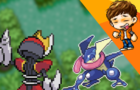 Pokémon Battles Animated Greninja Vs Bisharp