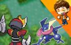 Pokémon Battles Animated Greninja Vs Bisharp