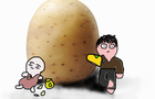 the potato people power of the guantlet