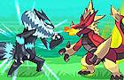 Fuzzmon - Alpha Monsters