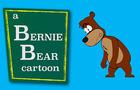 Bernie Bear in A Flower
