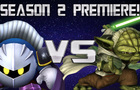 Super Battle Season 2 Epi 01| Meta Knight VS Yoda.